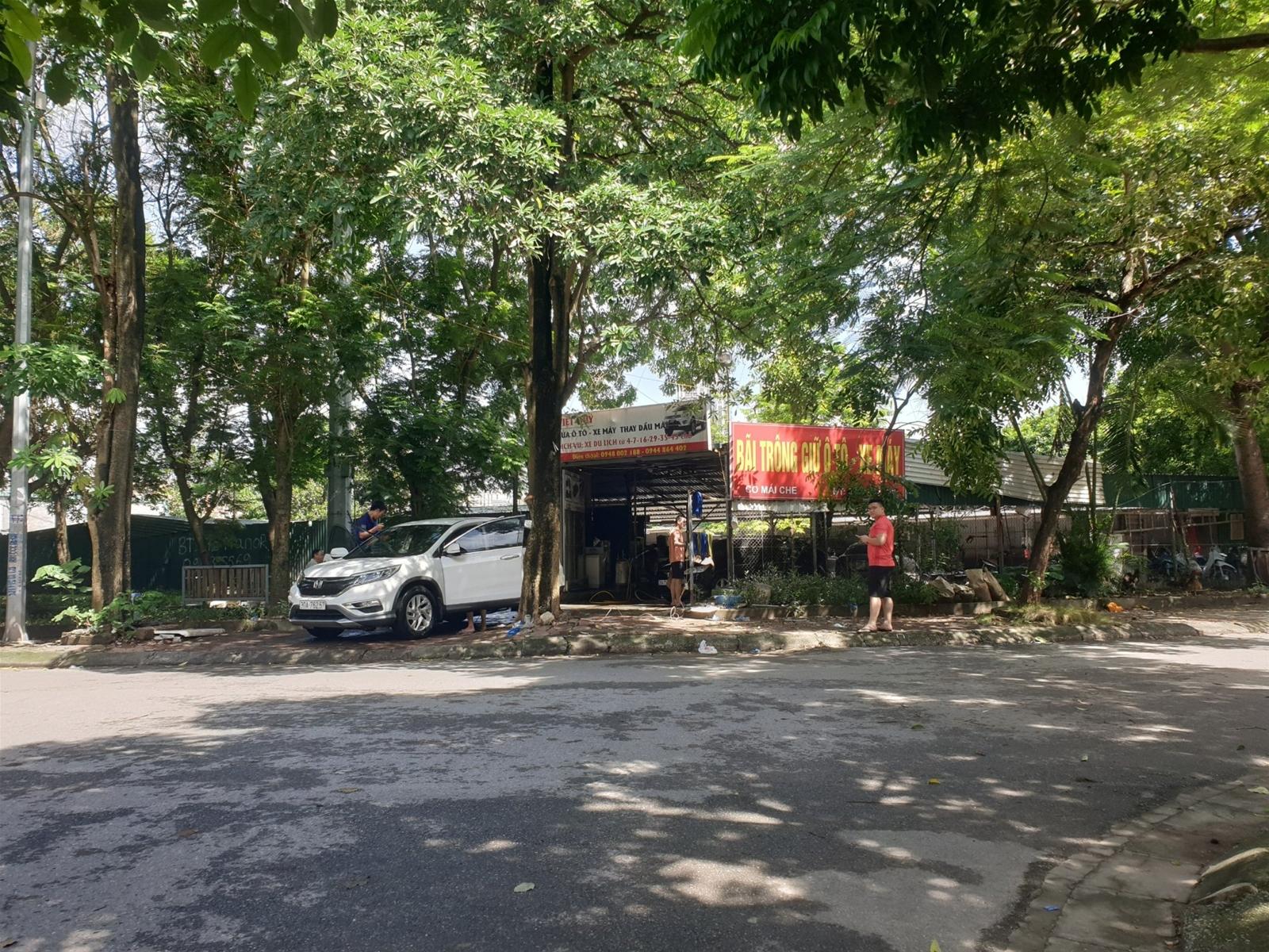 Khu đô thị Văn Quán: