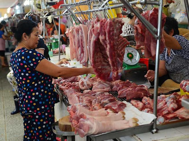 Lời giải cho bài toán giá thịt lợn neo cao