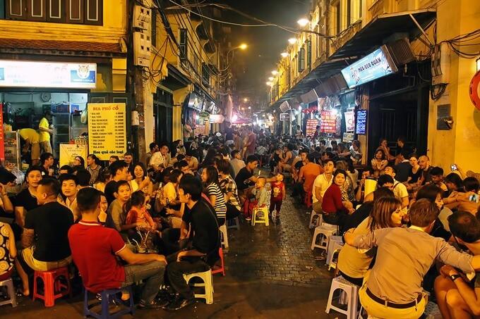 """""""Nền kinh tế ban đêm"""" – Xu hướng kinh tế mới của Việt Nam"""