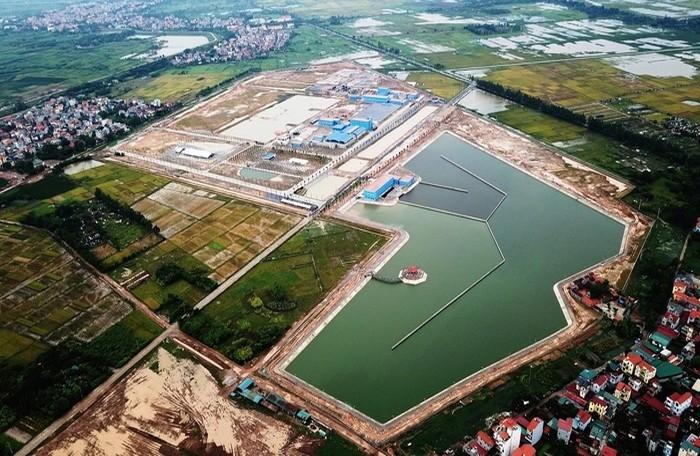 Dự án Nhà máy nước mặt sông Đuống - Dự án vì quốc kế, dân sinh đầy
