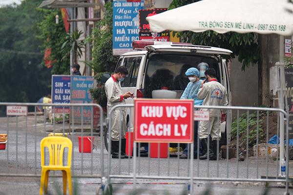 Hà Nội kiến nghị kéo dài cách ly xã hội đến ngày 30/4