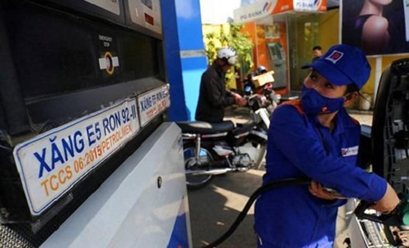 Giá xăng dầu giảm từ 15h chiều nay (16/9)
