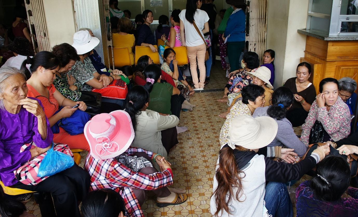 Nỗi lo về chất lượng sức khỏe của người dân Việt Nam