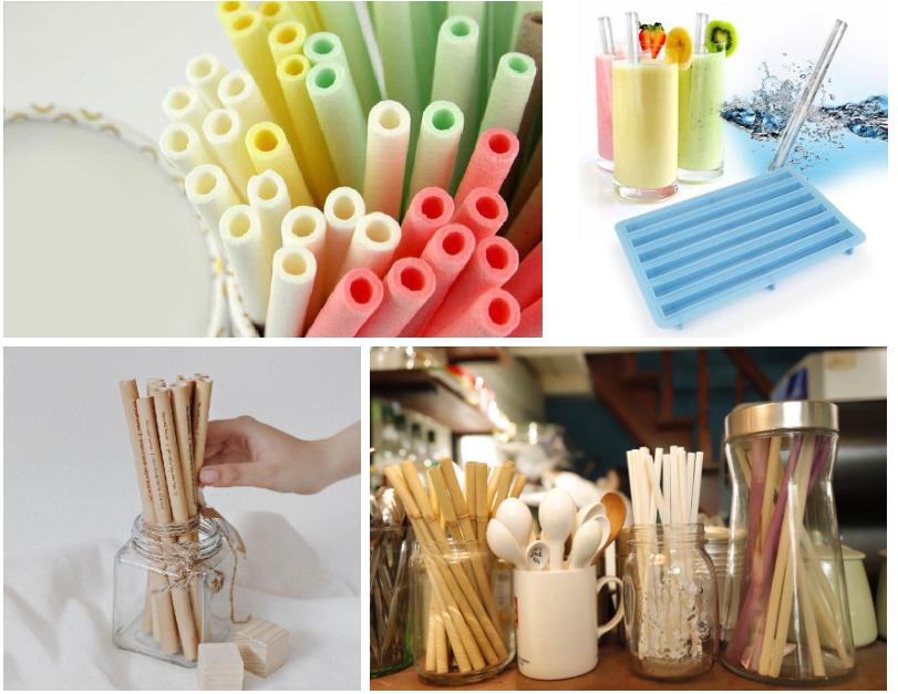 Ống hút thay thế ống hút nhựa – Bảo vệ môi trường hay vấn đề tâm lý?