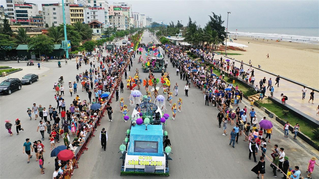Sẽ có Carnival đường phố sôi động, cuồng nhiệt đón mùa du lịch biển 2020