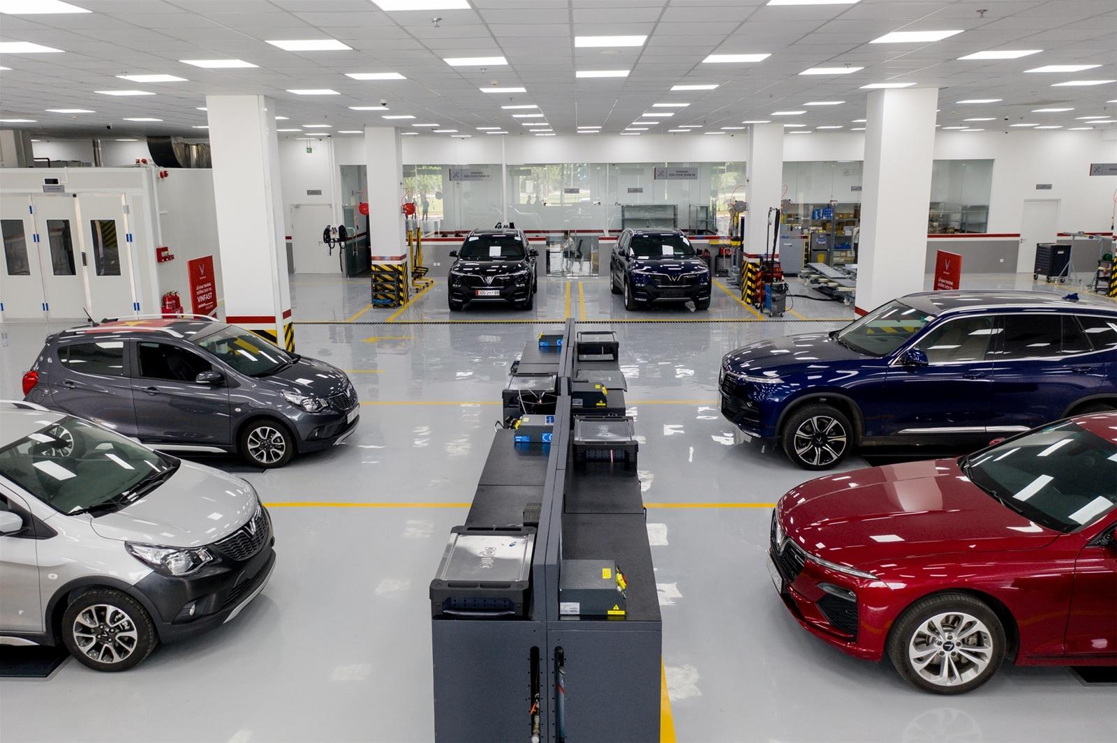 """Kết thúc """"siêu ưu đãi tháng 5"""", VinFast bán được hơn 2.100 xe ô tô"""