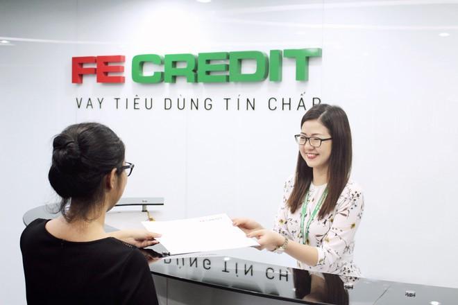 FE Credit lợi nhuận 6 tháng đầu năm đạt 2.400 tỷ đồng