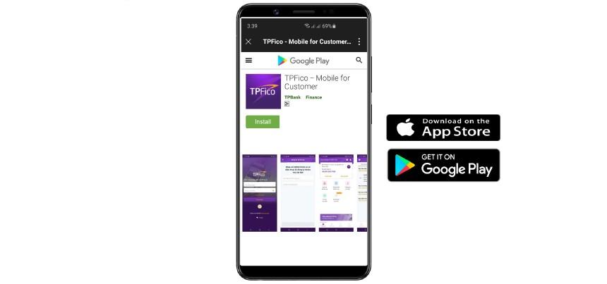 TPBank ra mắt Ứng dụng TPFico Mobile – Giải pháp quản lý khoản vay hiệu quả