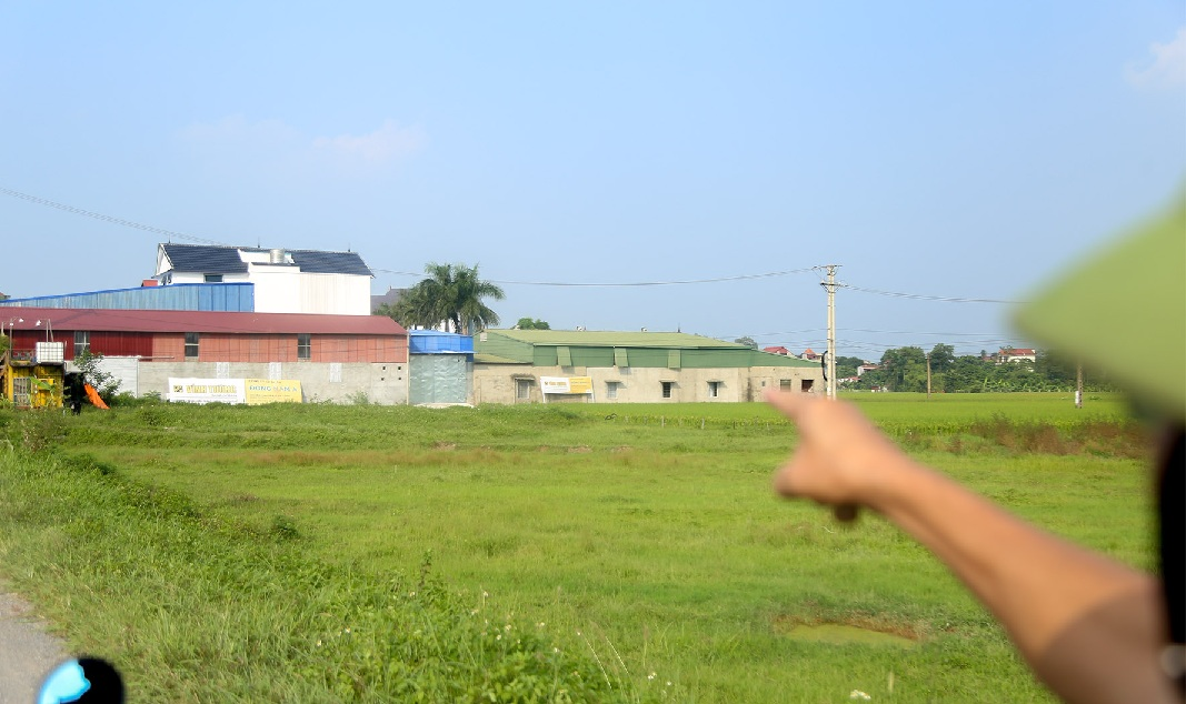 Hà Nội: Bài học quản lý đất đai nhìn từ xã Tân Dân, huyện Sóc Sơn