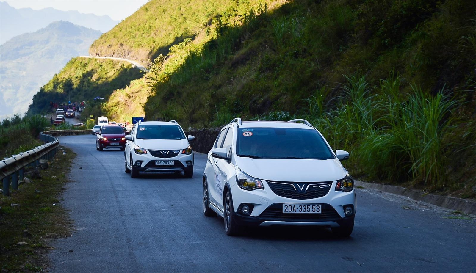VinFast bán được 2.170 xe ô tô trong tháng 6/2020