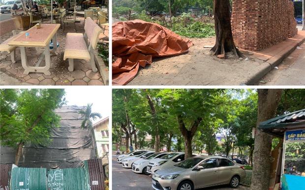 Sự bất lực hay bất thường trong quản lý trật tự đô thị tại Hoàng Liệt?