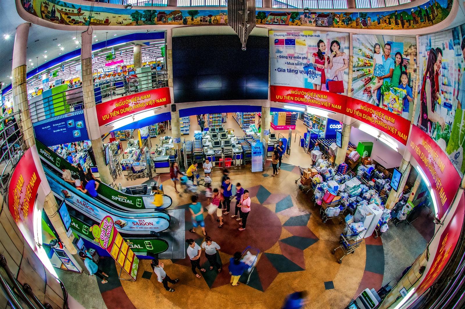 Dự báo thị trường bán lẻ Việt Nam trong năm 2020