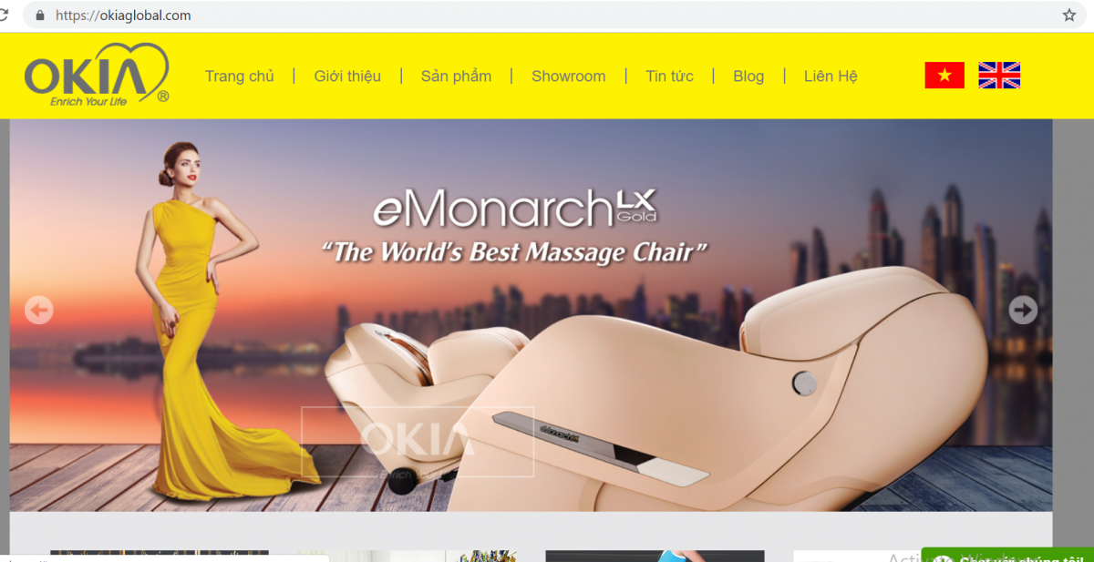 Cơ quan chức năng cần sớm thanh kiểm tra toàn diện thị trường ghế Massage