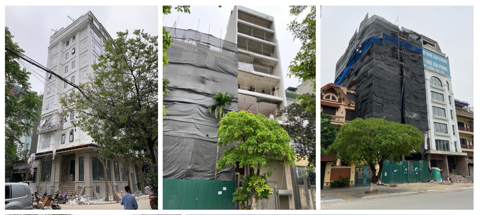 Bài học về quản lý TTXD tại Hà Nội rút ra từ hàng loạt sai phạm ở quận Cầu Giấy
