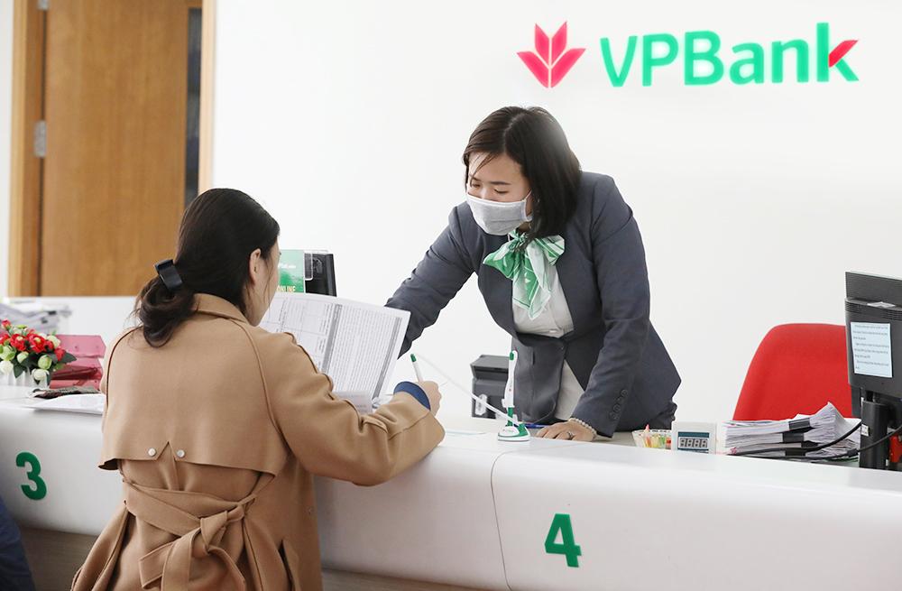 VPBank giảm tới 1,5% lãi suất cho vay đối với DN chịu ảnh hưởng bởi dịch Corona