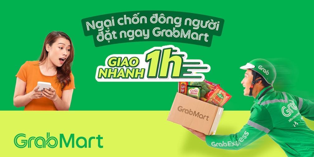 GrabFood đã chính thức ra mắt trên ShopBack