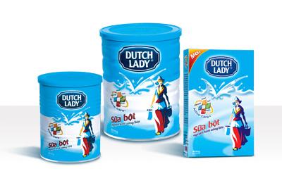 Bảng giá sữa Cô Gái Hà Lan cập nhật mới nhất