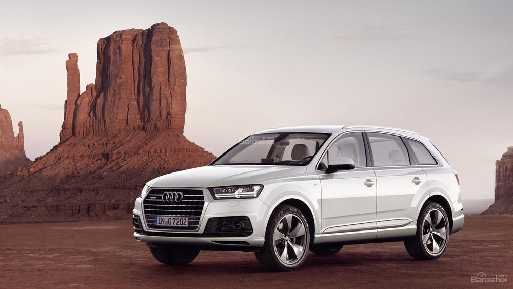 Bảng giá xe Audi tháng 3/2020: Giữ mức giá ổn định