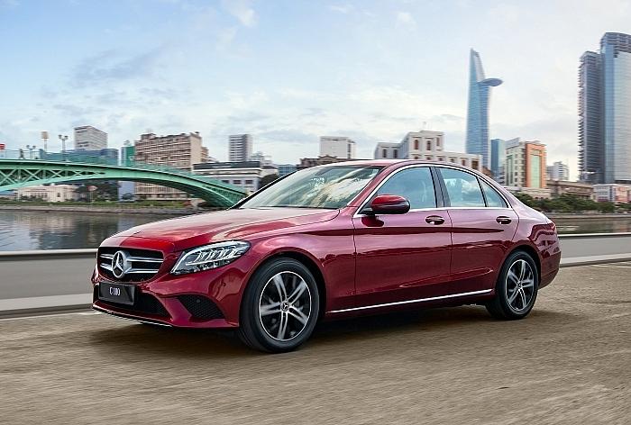 Bảng giá xe Mercedes tháng 6/2020 mới nhất hôm nay