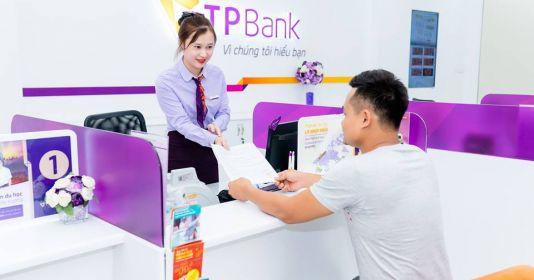 Bảng lãi suất ngân hàng TPBank tháng 5/2020