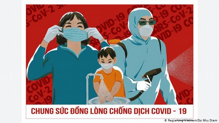 Báo chí quốc tế ca ngợi cách phòng chống dịch bệnh Covid-19 của Việt Nam
