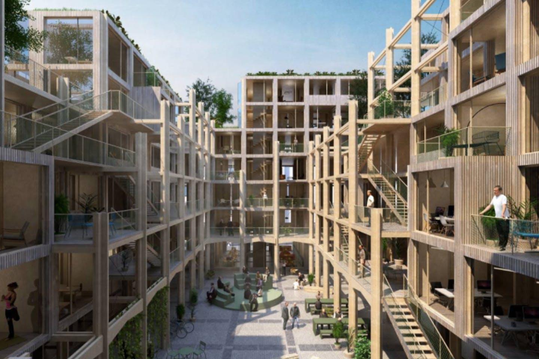 Kiến trúc xây dựng trên thế giới thay đổi thế nào sau mùa dịch bệnh?