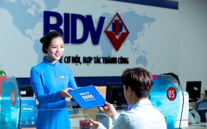 Bảng lãi suất ngân hàng BIDV mới nhất tháng 5/2020