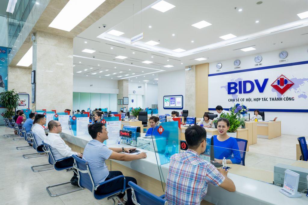 Bảng lãi suất ngân hàng BIDV tháng 6/2020