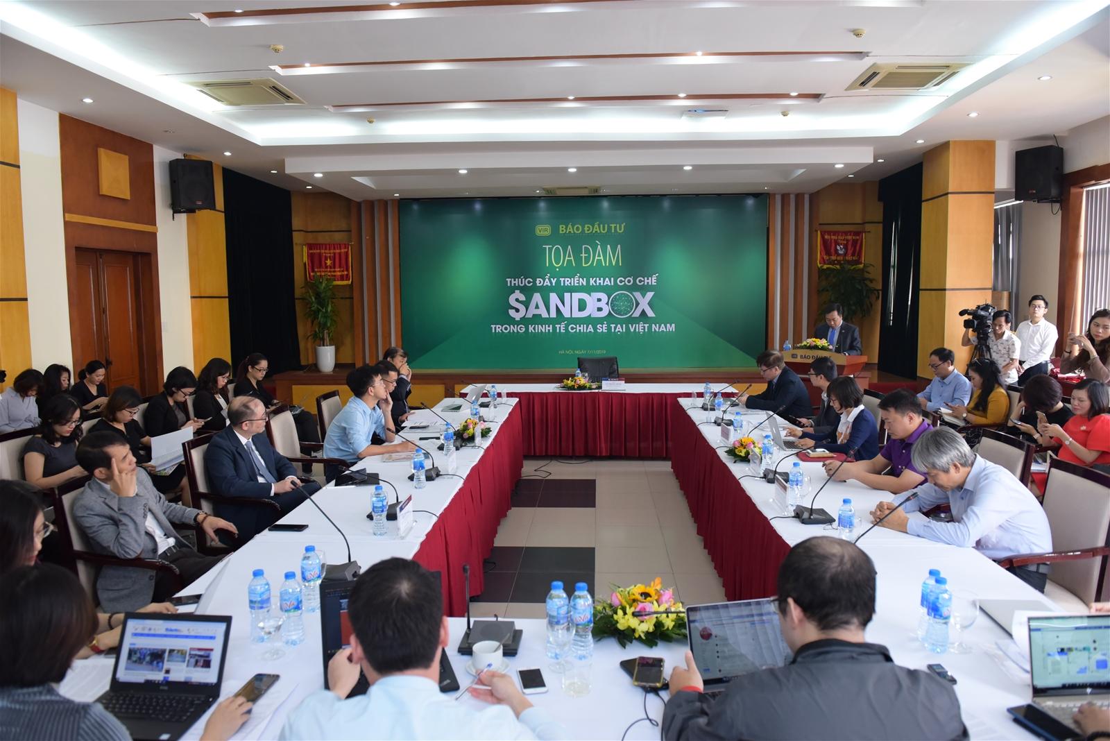 Moca đề xuất quy định về thực thi cơ chế sandbox
