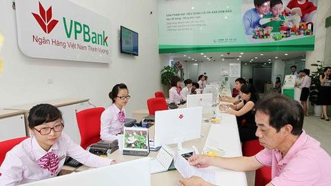 Thu nhập bình quân nhân viên VPBank tăng thêm 5 triệu