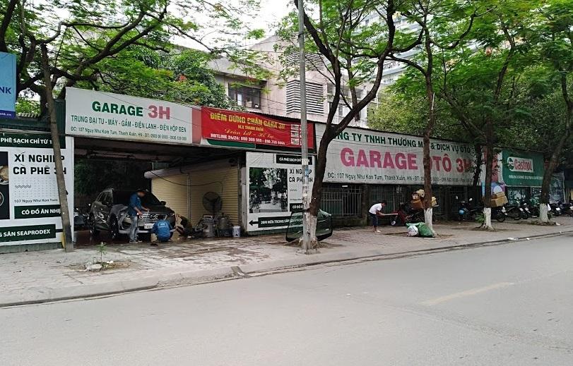 Công ty CP Xuất nhập khẩu Thủy sản Hà Nội sử dụng đất trái quy định