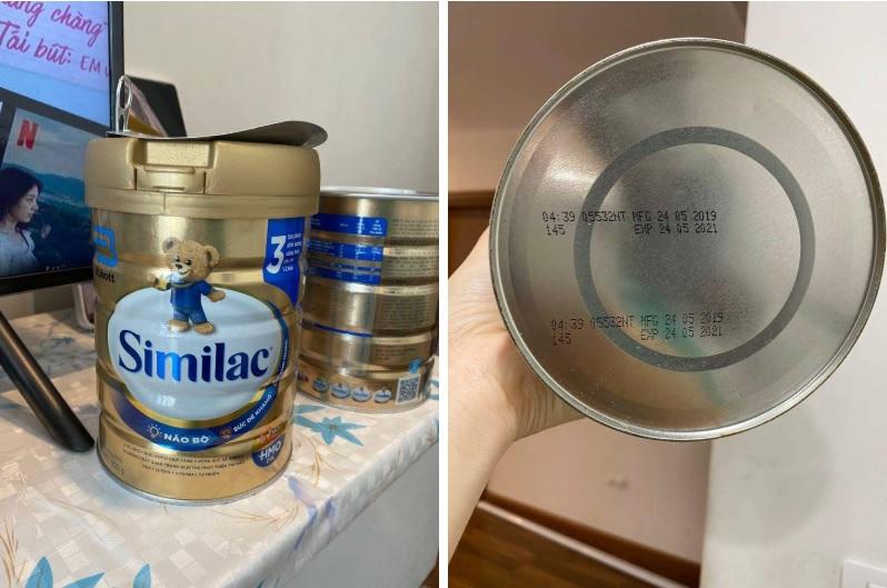 Sữa Similac vón cục: Bác sĩ cảnh báo có thể gây nguy hiểm đến tính mạng