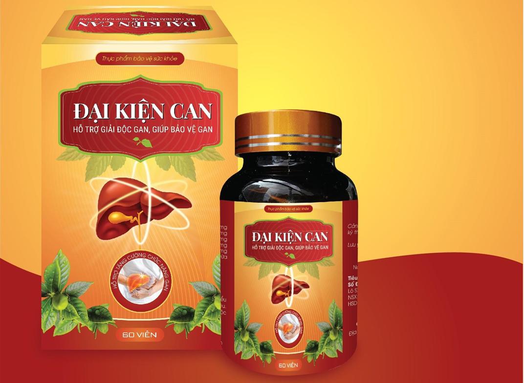 TPBVSK Đại Kiện Can vi phạm quy định quảng cáo, Vitaco Việt Nam không thừa nhận