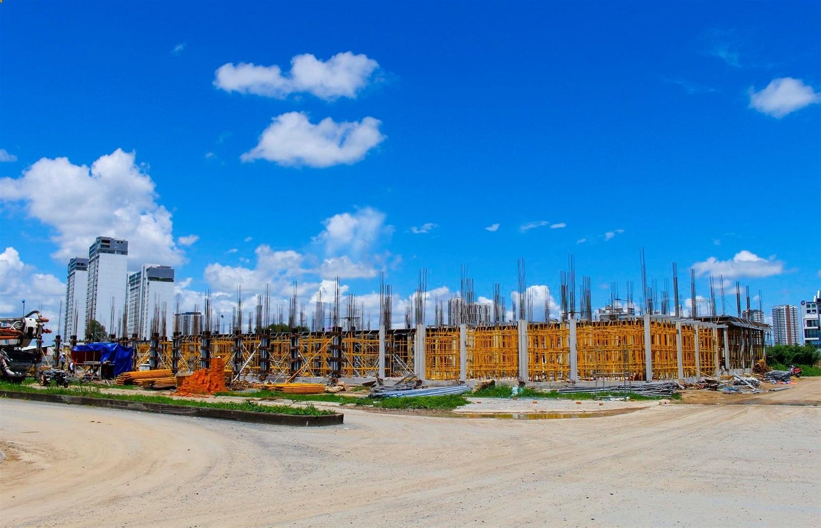 UBND TP.HCM và Sở Xây dựng mâu thuẫn tại dự án quận 2?