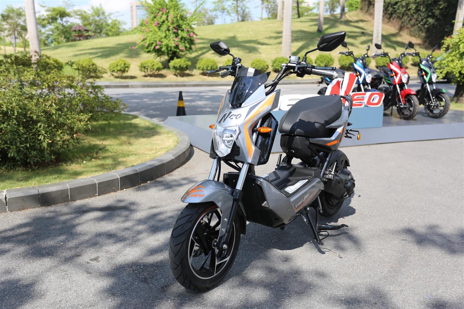 Xe máy điện Yadea Xmen Neo cho giới trẻ
