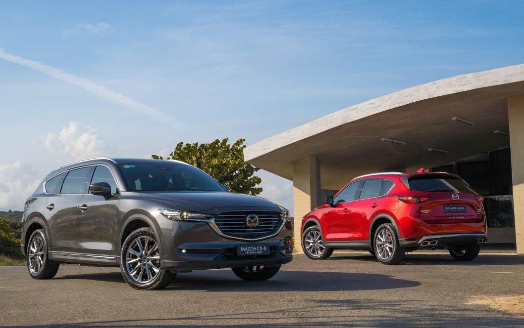 Mazda giảm giá loạt xe hot tại Việt Nam