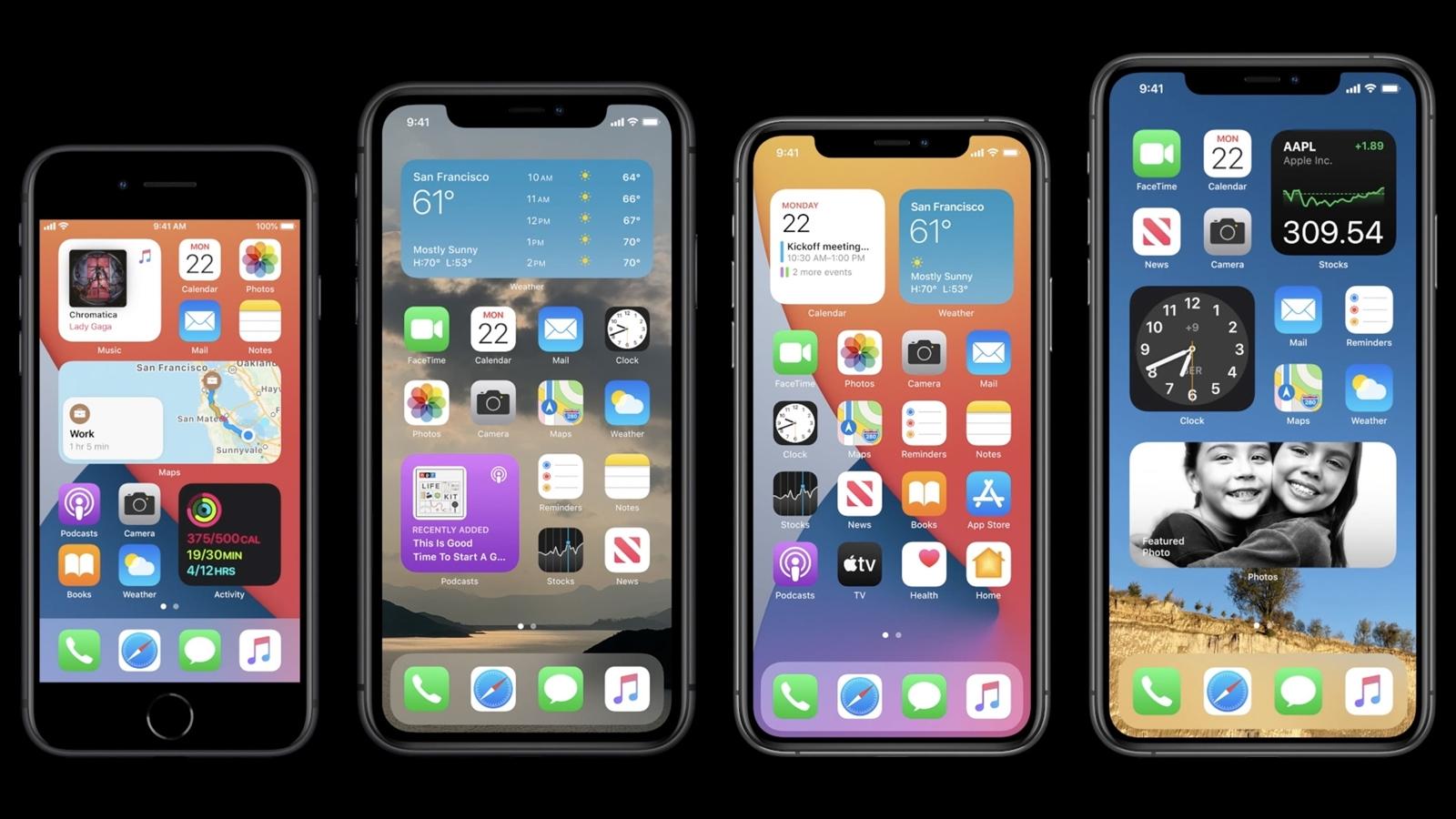 Hệ điều hành iOS 14 cho iPhone có gì mới