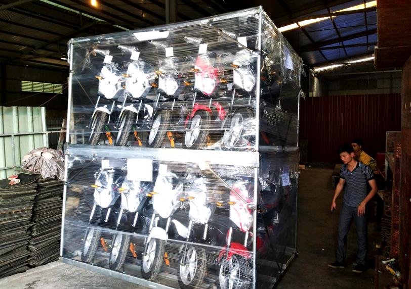 Pega xuất khẩu xe điện sang Cuba