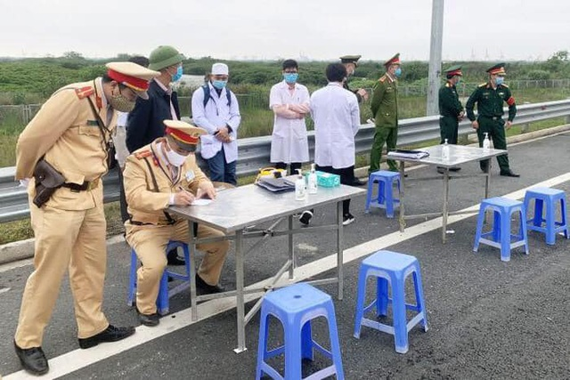 Hà Nội lập 30 chốt giám sát phương tiện ra vào Thủ đô