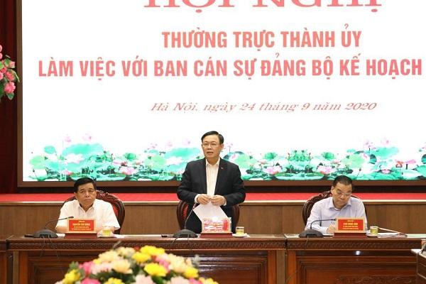 Hà Nội: Cần đổi mới tư duy quy hoạch để khai thác hết tiềm năng