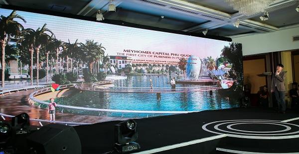 Khởi động chuỗi sự kiện giới thiệu Meyhomes Capital Phú Quốc