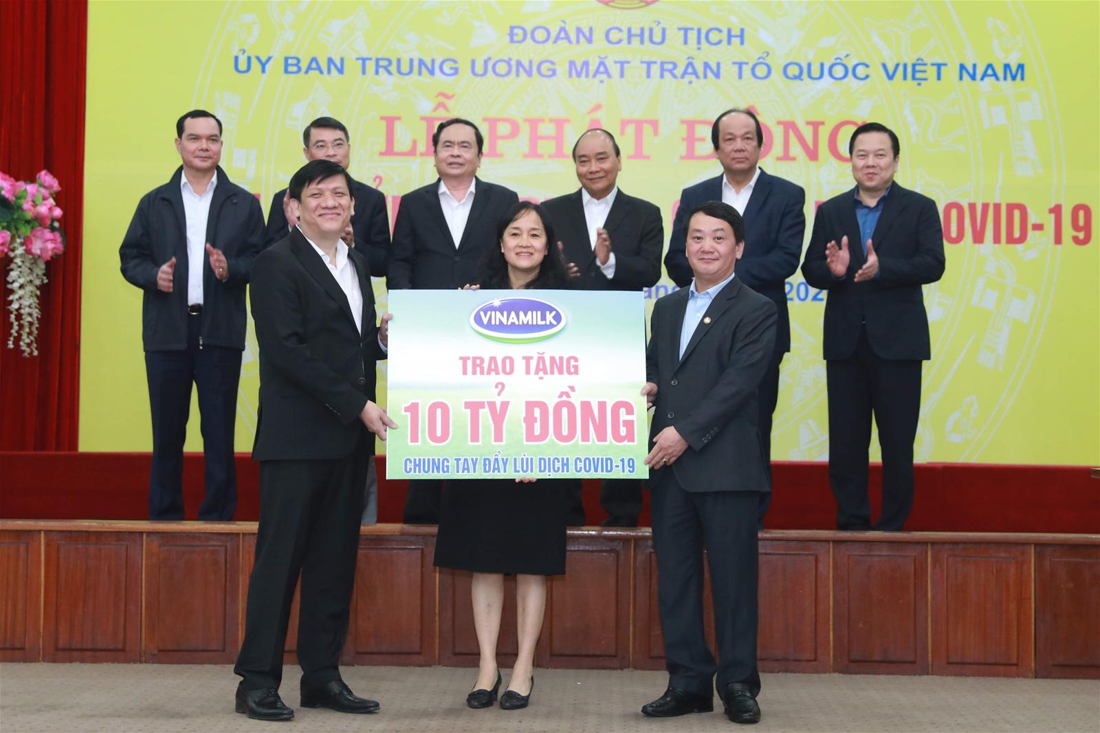 Vinamilk - thương hiệu dẫn đầu Việt Nam trong 1000 thương hiệu hàng đầu châu Á