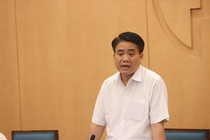 Hà Nội: Xét nghiệm tất cả những người về từ vùng dịch Đà Nẵng