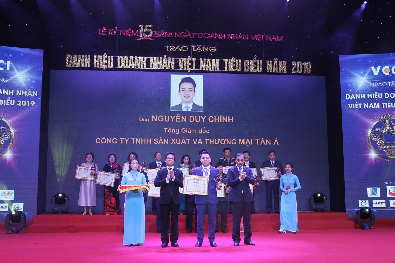 Cúp Thánh Gióng nâng tầm doanh nhân, doanh nghiệp và thương hiệu Việt