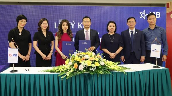 Công ty CP BĐS Tập đoàn Tân Á Đại Thành và MBBank ký kết hợp tác toàn diện