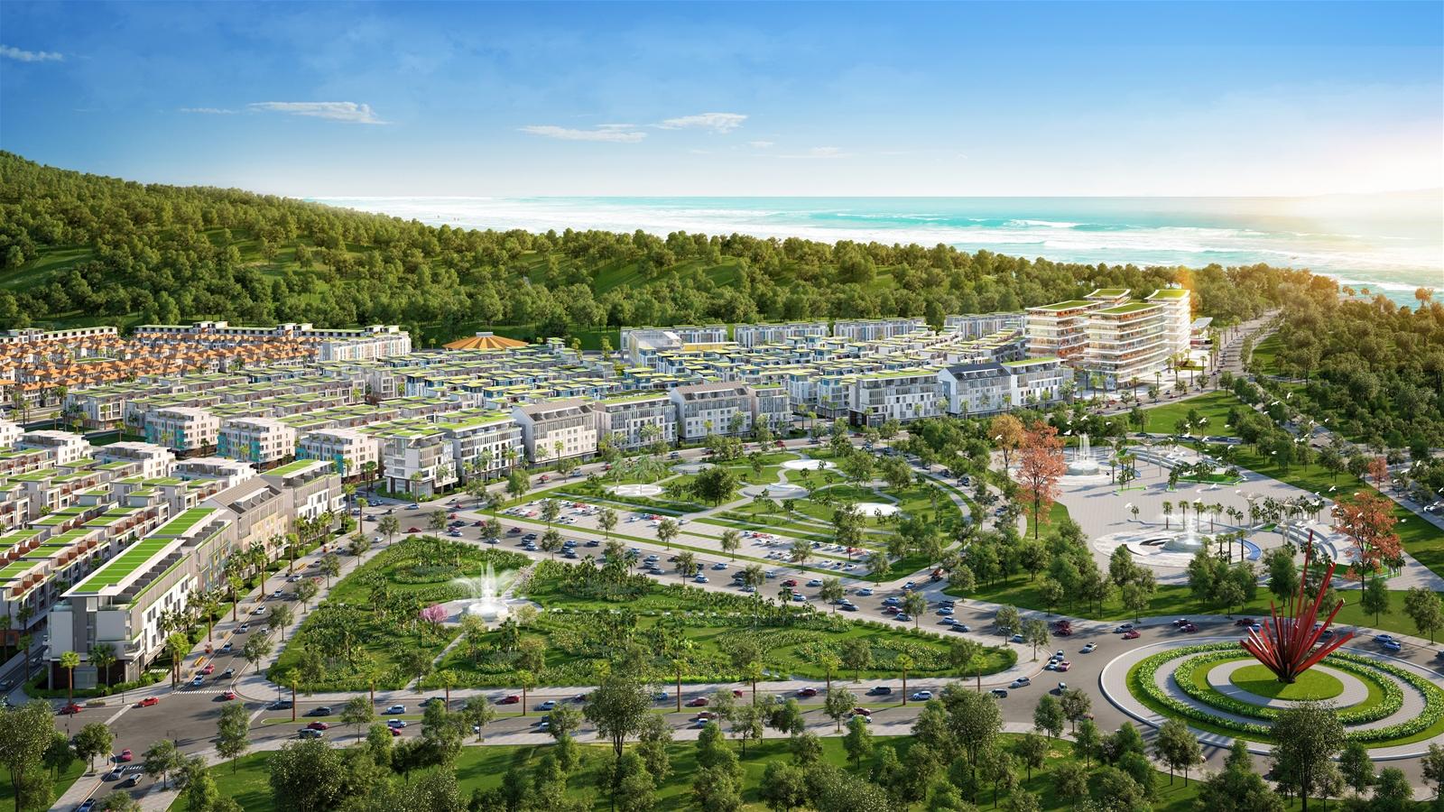 """BĐS đô thị - kênh đầu tư """"vua"""" khi Phú Quốc lên thành phố"""