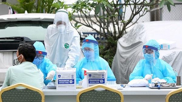 Thành lập 3 đội công tác đặc biệt hỗ trợ Đà Nẵng phòng, chống dịch Covid-19