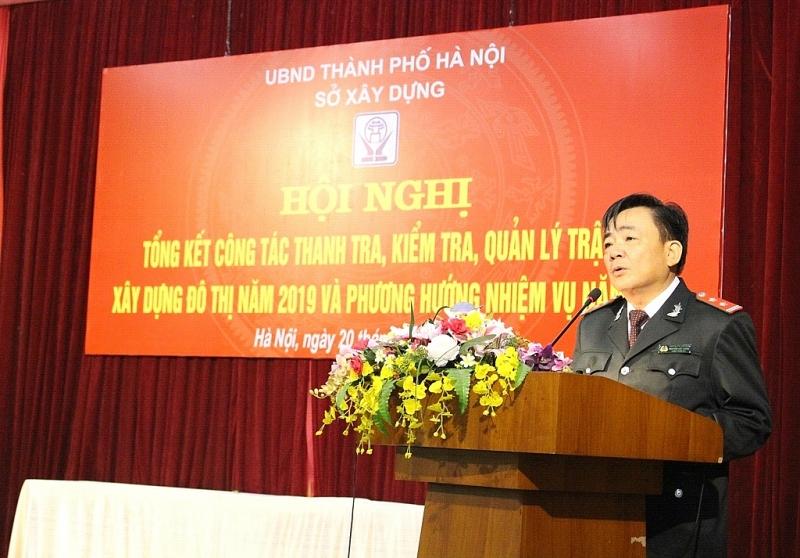 Thí điểm thành lập đội QLTTXDĐT: Vì sao sai phạm xây dựng vẫn diễn ra ở Hà Nội?