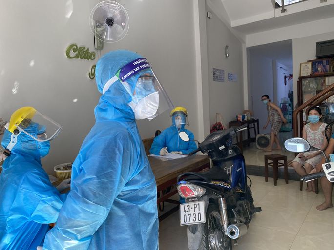 Quảng Ngãi khẩn trương yêu cầu người dân đến từ Đà Nẵng khai báo y tế