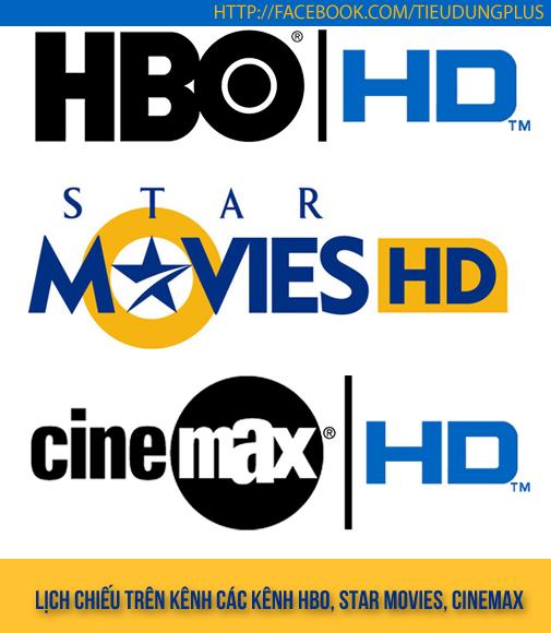 Lịch phát sóng kênh HBO, Fox Movies ngày 27/2/2018